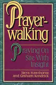 Steve Hawthorne provides helpful guidance on prayer walking in this book.