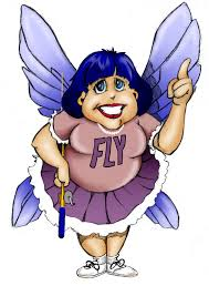 The FlyLady helps make overwhelming tasks fun and seem more doable--in 15-minute increments