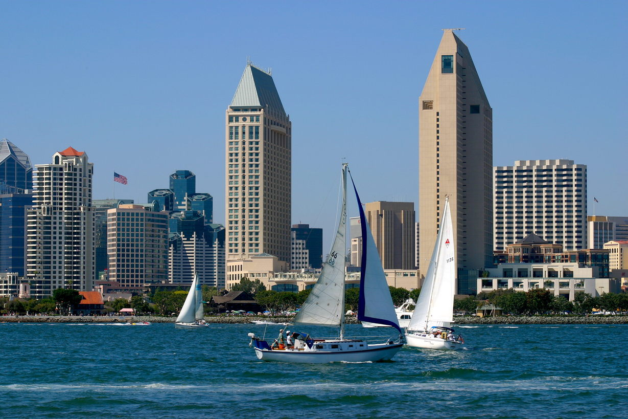 San Diego is a perfect vacation spot, but the beauty can hide the residents' pursuit of safety