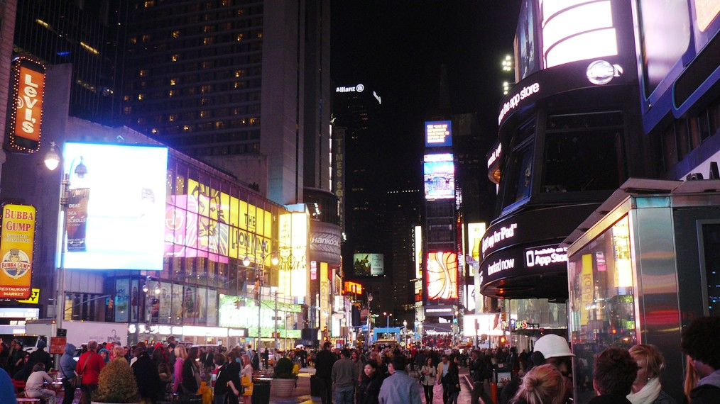 """""""The city that never sleeps"""" reveals a people who constantly seeking to please a hidden master"""